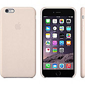 Apple Leather Case for iPhone 6 Plus (Soft Pink)