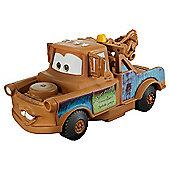 Disney Pixar Cars Stunt Racers - Francesco Bernoulli and Race Team Mater