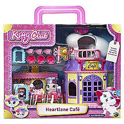 Kitty Club Heart lane Cafe