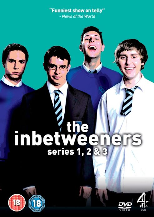 Inbetweeners Series 1-3 (DVD Boxset)