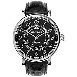 Grayton S-Line Mens Leather Watch GR-0014-001.3
