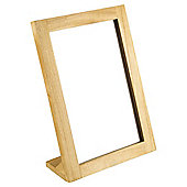Tesco Wooden Mirror