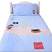 Pirate Children's Duvet Cover Set