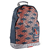 Umbro Titus Grey/Red/Black Rucksack
