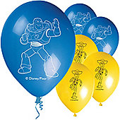 "Toy Story 3 Balloons -11"" Latex Balloon (8pk)"