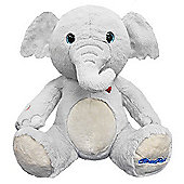 Cloud Pets 36cm Interactive Soft Toy - Elephant