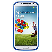 Samsung Original Thermoplastic Cover Galaxy S4 Light Blue