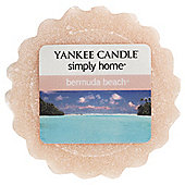Yankee Candle Melt, Bermuda Beach