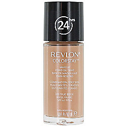 Revlon Colorstay 24 Hours / 24hrs Foundation Makeup - True Beige (320) Comb/Oily