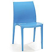 Sento Light Blue Chair