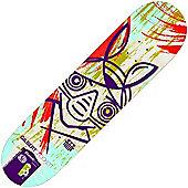 Alien Workshop Gilbert Crockett Sketchbook 8inch Skateboard Deck