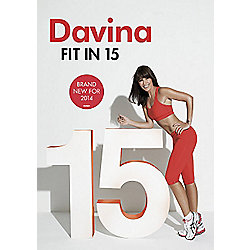 Davina - Fit In 15 (Fitness DVD)