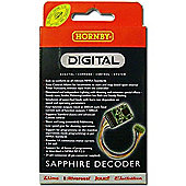 Hornby R8245 4X Dcc 21 Pin Sapphire Decoder Nmra