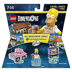 LEGO DIMENSIONS LEVEL PK SIMPSONS
