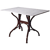 HND Classic Avignon Rectangular Table - Nero Assoluto Granite