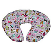 PreciousLittleOne 3-in-1 Nursing Pillow (Cupcakes)