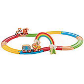 ELC Wooden Animal Train Set