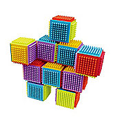 Little Hero Q-Brick Easy to Build Playset - 24 Pieces
