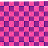 "Enuff Skateboard Grip Tape - 9"" x 33"" Sheet - Chequered Pink"