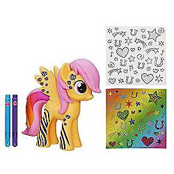 My Little Pony Design-a-Pony Scootaloo Figure