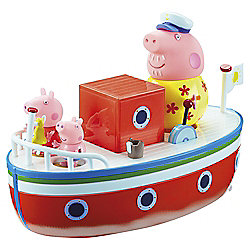 Peppa Pig Holiday Pleasure Boat