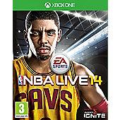 NBA LIVE 14 (XBOX1)