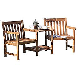 Rowlinson Wooden Companion Seat