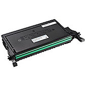 Dell Standard Capacity Black Toner Cartridge (Yield 2,500 Pages) for Dell 2145cn Colour Laser Printers