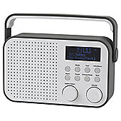 Tesco DR1404 Better DAB Radio Grey