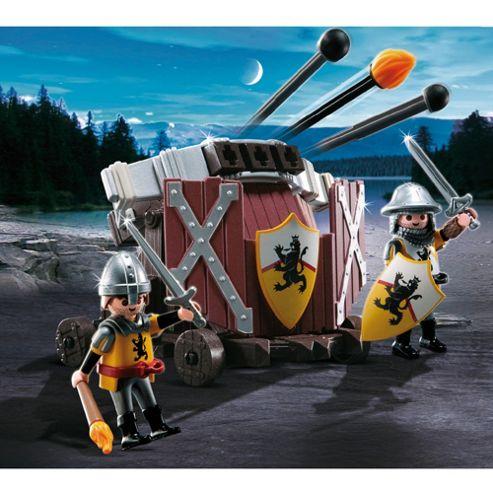 Playmobil 467 Lion Knight's Ballista