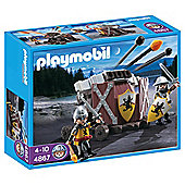 Playmobil Lion Knight's Ballista 4867