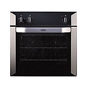 Belling BI60F Single Electric Oven in Stainless Steel