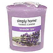 Yankee Candle Votive Lavender Spa