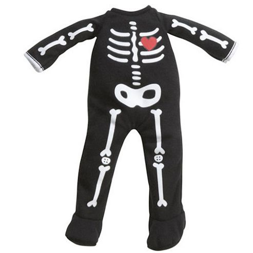 Lalaloopsy Skeleton Pyjamas Outfit