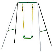 Plum Metal Single Swing