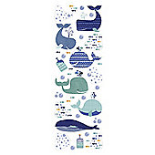 Tesco Kids Whale Stickers