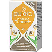 Pukka Wholistic Turmeric- 30 Capsules