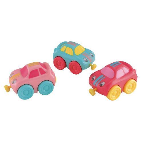ELC Racing Car Magnetic Trio - Pink