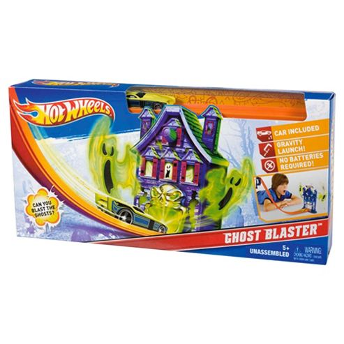 Hot Wheels Ghost Blaster