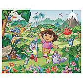 Dora the Explorer Wallpaper Mural 8ft x 10ft