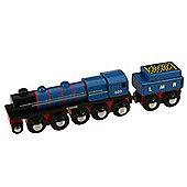 Bigjigs Rail BJT447 Heritage Collection Gordon