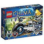 LEGO Chima Eglors Twin Bike 70007