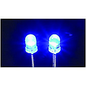 3mm Sb LED Clr Blue