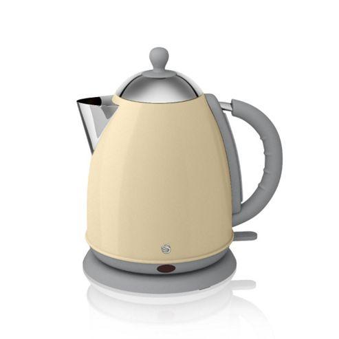 buy swan 1 7l jug kettle from our jug kettles range tesco. Black Bedroom Furniture Sets. Home Design Ideas