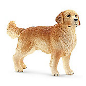 Schleich Golden Retriever Male