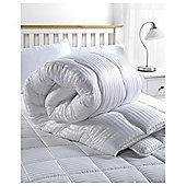 Silentnight Satin Stripe 10.5 Tog Duvet Single