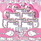 Hello Kitty Princess Party Pack For 16