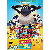 Timmy Time - Timmy's Seaside Rescue DVD