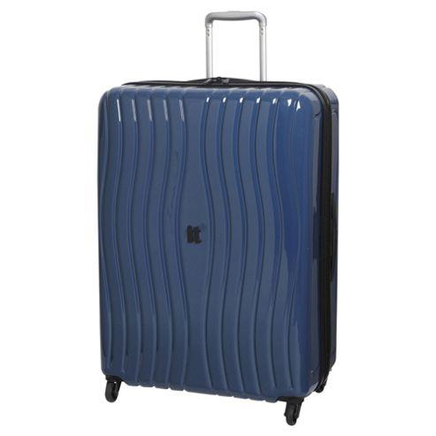 buy it luggage gloss 8 wheel hard shell poseidon blue. Black Bedroom Furniture Sets. Home Design Ideas