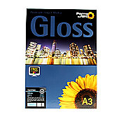 A3 PermaJet Digital Photo Paper 271 Gloss - 271gsm - 25pk